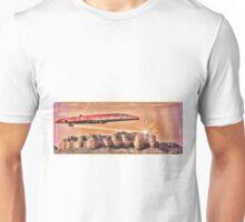 Thetis Attacking the Jaisalmer Fort Unisex T-Shirt