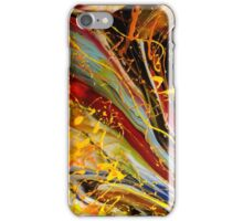 A Painting Called Epicenter iPhone Case/Skin