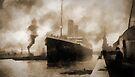 Titanic the Ship of Dreams by buttonpresser