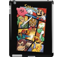 Dairanto Smash Bros iPad Case/Skin