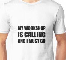 Workshop Calling Unisex T-Shirt