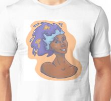 Something's fishy Unisex T-Shirt
