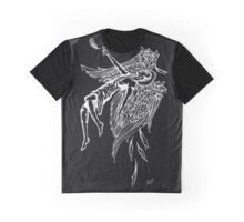Icarus Falling Graphic T-Shirt