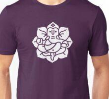 Ganesh Ganesa Ganapati 2 (white) Unisex T-Shirt