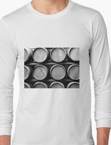 Barreled - Wilyabrup, Western Australia Long Sleeve T-Shirt