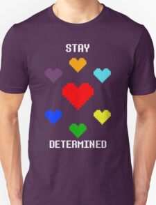 Stay Determined! Unisex T-Shirt