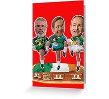 Ireland 2016 Greeting Card