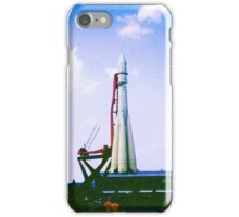Moscow 1960s II iPhone Case/Skin
