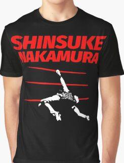 Shinsuke Nakamura - Silhouette T-Shirt Graphic T-Shirt