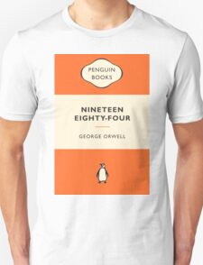 Nineteen Eighty-Four Penguin Cover T-Shirt