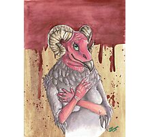 Carrion Mother Photographic Print