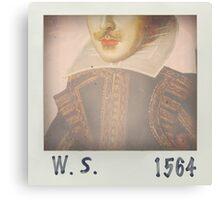 1564 world tour Canvas Print