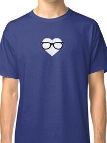 Geeky heart Classic T-Shirt