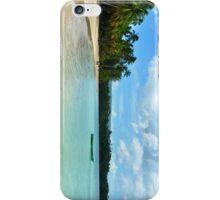 Dominican Republic beach  iPhone Case/Skin