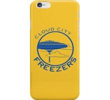 Cloud City Freezers Alternate - Star Wars Sports Teams iPhone Case/Skin