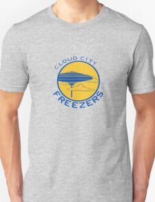 Cloud City Freezers Alternate - Star Wars Sports Teams Unisex T-Shirt