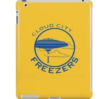 Cloud City Freezers Alternate - Star Wars Sports Teams iPad Case/Skin
