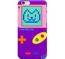 GAME GAL iPhone Case/Skin