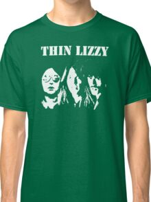 THIN LIZZY - BAD REPUTATION Classic T-Shirt