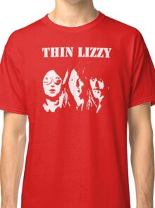 THIN LIZZY - BAD REPUTATION Classic T-Shirt