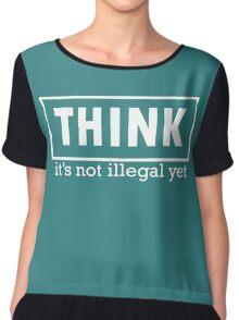 Think idea Chiffon Top