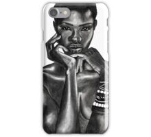 Ajuma - The Beauty Collection iPhone Case/Skin