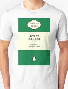 Sweet Danger Penguin Cover T-Shirt