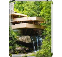 """Dreaming of Fallingwater""  iPad Case/Skin"