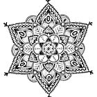 Regal Mandala by georgiamason