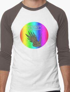 My Unicorn is Cooler Than Yours Men's Baseball ¾ T-Shirt