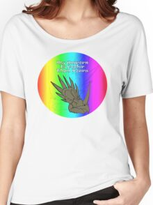 My Unicorn is Cooler Than Yours Women's Relaxed Fit T-Shirt