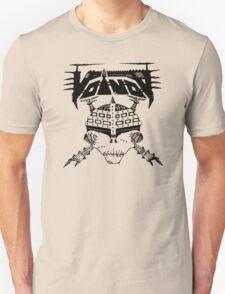 VOIVOD BLACK SKULL Unisex T-Shirt