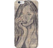 Janine iPhone Case/Skin