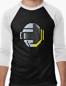 Pixelated R.A.M. Men's Baseball ¾ T-Shirt