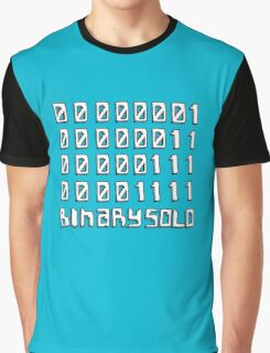 The Flight of the Conchords - Binary Solo - Robots Graphic T-Shirt