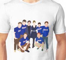 Newsies Cast Unisex T-Shirt