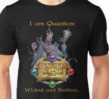 "Elemental Clash Fan Shirt ""Quanticor"" Unisex T-Shirt"
