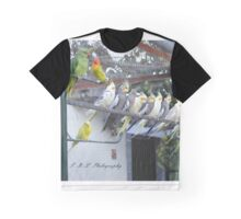 Polly wanna party Graphic T-Shirt