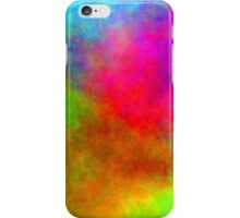 Abstract Color Splash - Rainbow, Pastels iPhone Case/Skin