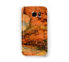 Geology  - Rock Form Brockman Iron Formation Western Australia Samsung Galaxy Case/Skin