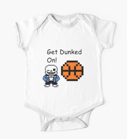 Sans Dunked One Piece - Short Sleeve