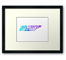 Tennessee Framed Print