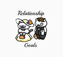 Relationship Goal Cats  Unisex T-Shirt