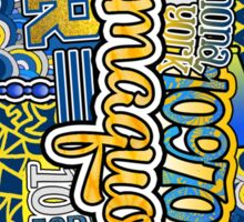 Ramaquois Phone Case Sticker