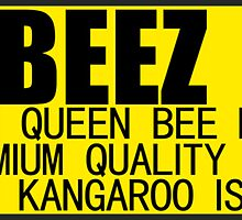I LOVE LSBEEZ by ezcreative