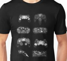 4 X-ray Controller Unisex T-Shirt