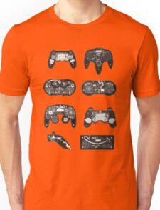 4 X-ray Controller Unisex T-Shirt