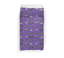 4 X-ray Controller Duvet Cover