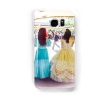 princess walks Samsung Galaxy Case/Skin