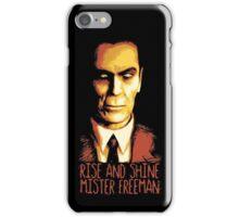Gman iPhone Case/Skin
